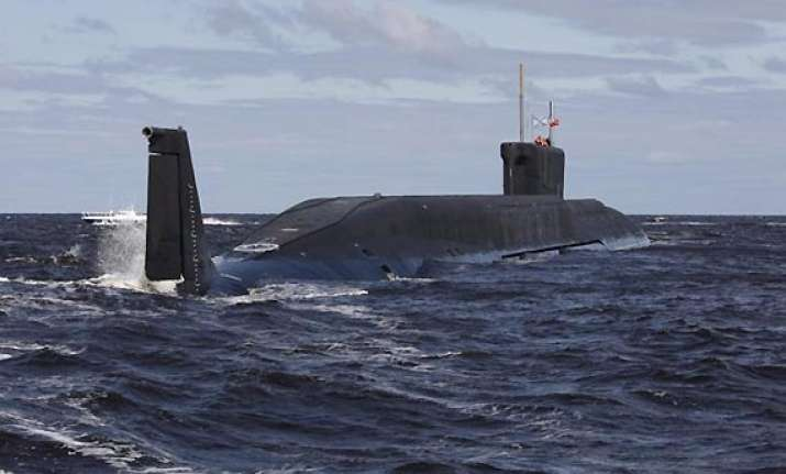 russia s tests new nuclear submarine