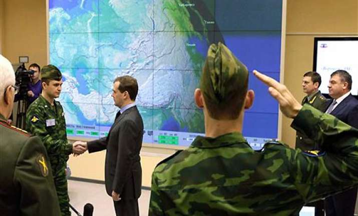 russia launches anti missile radar system to counter us