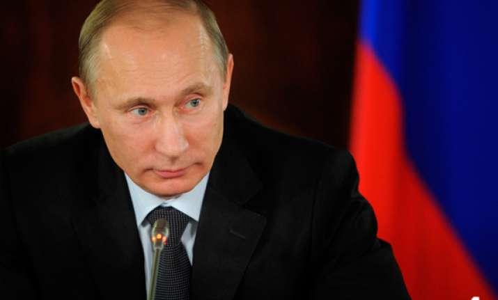 russia s poll body declares putin s party as victor