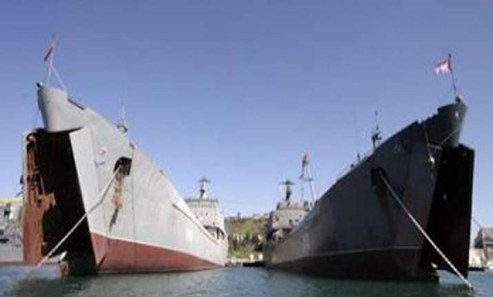 russian navy to rotate warships in mediterranean