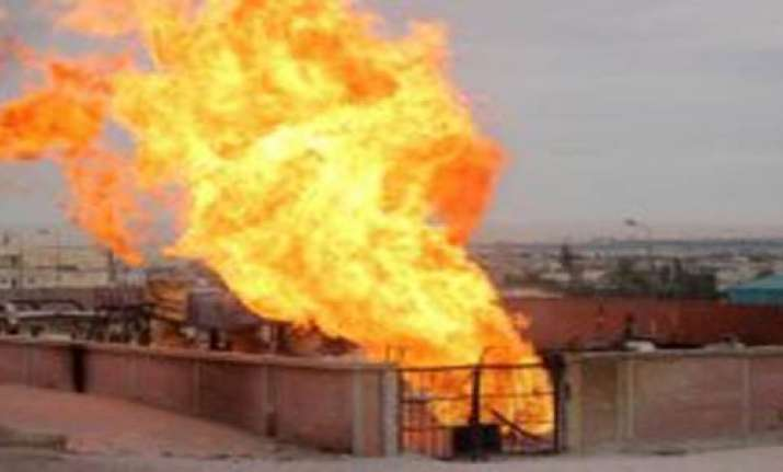 saboteurs blow up egyptian gas pipeline cutting supplies to
