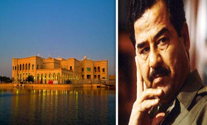 have a look at saddam hussein s luxurious palaces in iraq