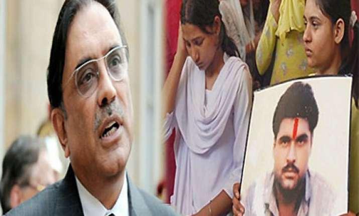 sarabjit signs fresh appeal seeking clemency