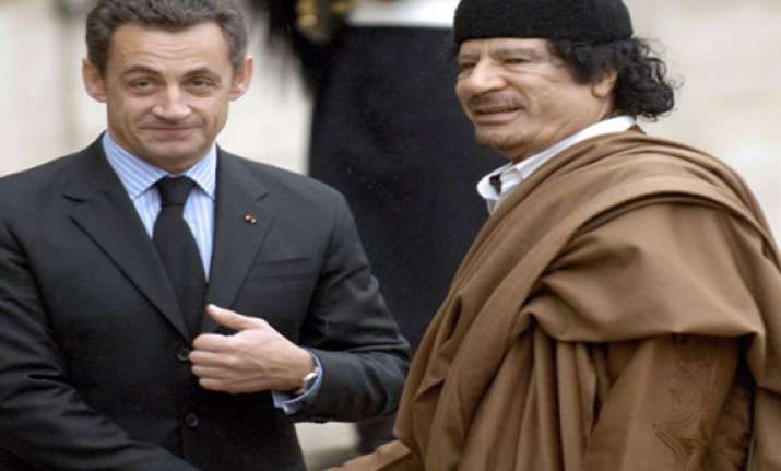 sarkozy took 42 million pounds gift from gaddafi for his
