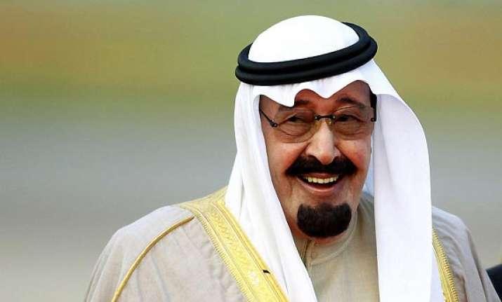 saudi arabia backs egypt criticises international community