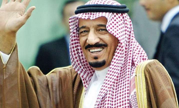 saudi king names salman as crown prince