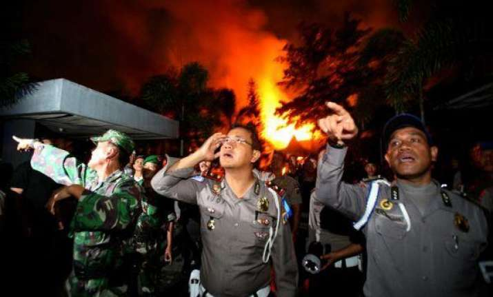 security forces regain control of indonesia prison after