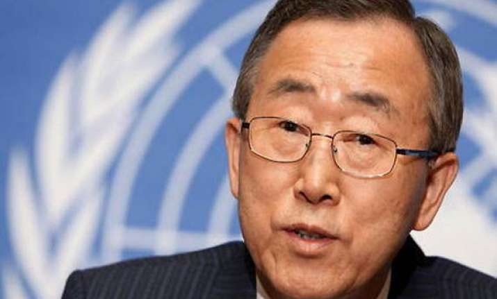 security council approves second term for ban ki moon