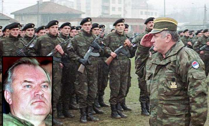 serbian police arrests general who got 8 000 muslims killed