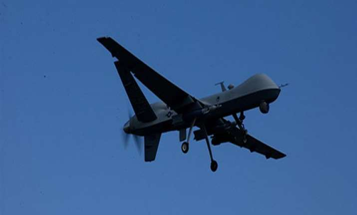 seven killed in us drone attack in pakistan