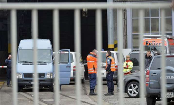 several dead in swiss workplace shooting