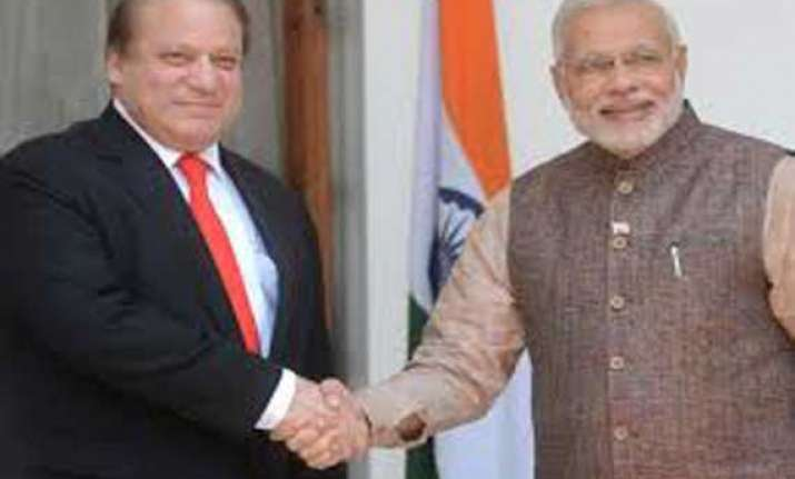 sharif modi meeting hints at peace trouble pakistani daily
