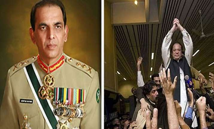 sharif wants kayani to end isi s meddling in pak politics
