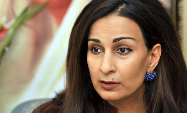 sherry rehman named pakistan s new ambassador to us