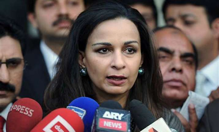 sherry rehman s nomination as envoy to us challenged in