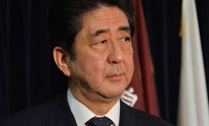 shinzo abe elected japan s prime minister