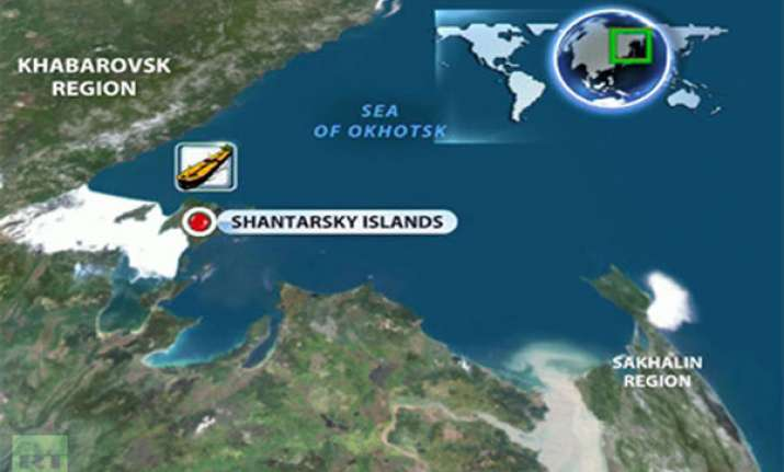 ship with 700 tons gold disappears in russia s far east sea
