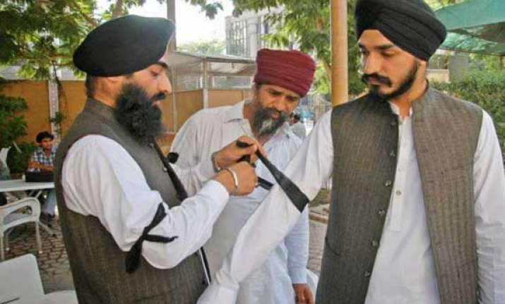 sikh outfit in pakistan threatens protest
