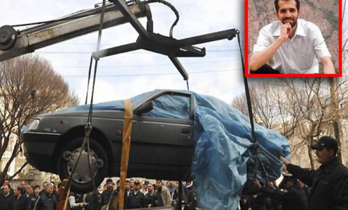 similar magnetic bomb was used in tehran to kill iranian