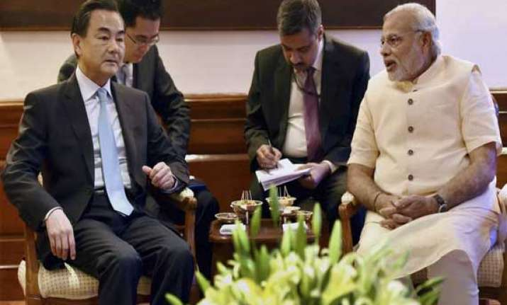 sino india ties to enter new age under modi think tank