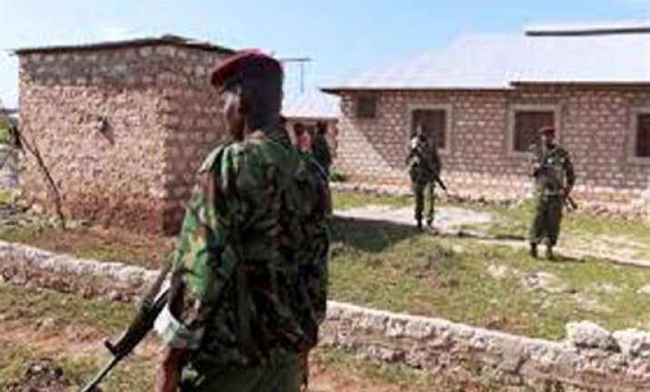 six killed in attack on kenyan police posts