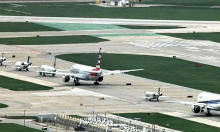 smoke in radar facility halts flights at us airports