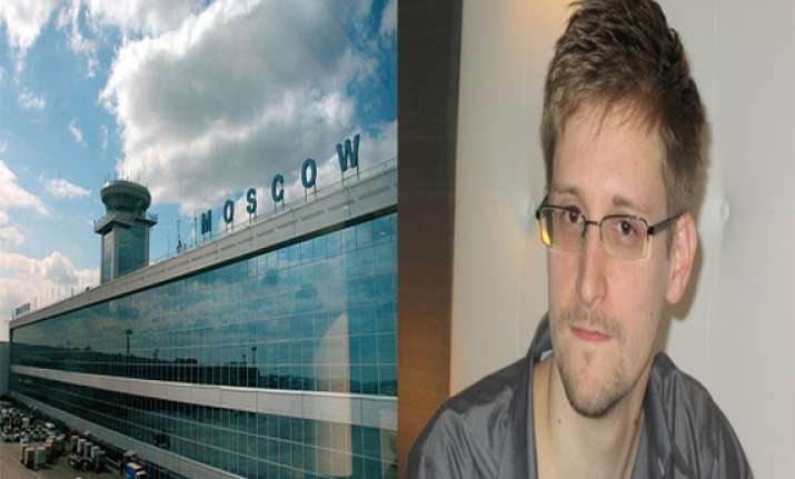 snowden could leave moscow airport in a week