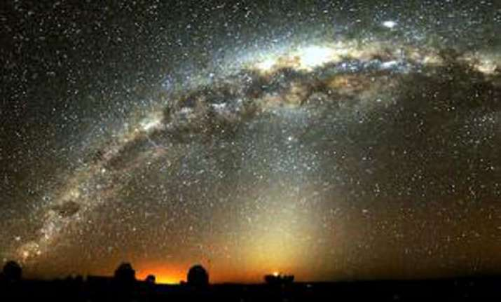 south african astronomers discover stars in galactic flare