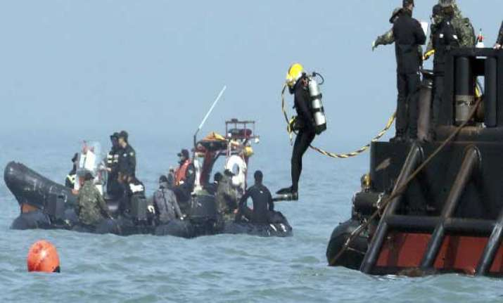 south korea ferry disaster toll rises to 187
