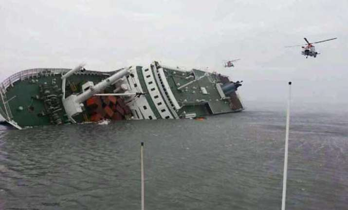 south korea ferry was routinely overloaded