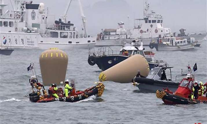 south korean president says ferry crew action murderous