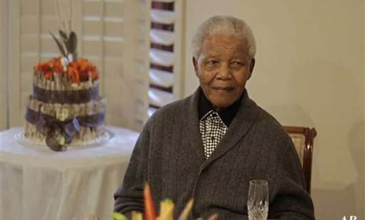 south african icon nelson mandela hospitalized