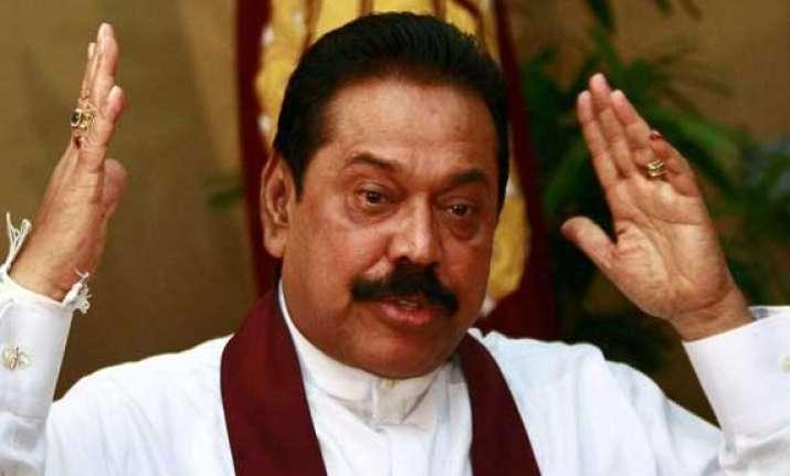 sri lankan president defiant over human rights criticism