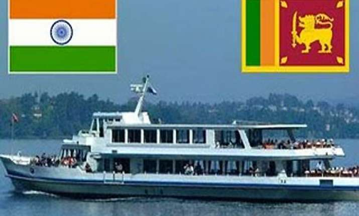 sri lanka india ferry service resumes after 25 years of