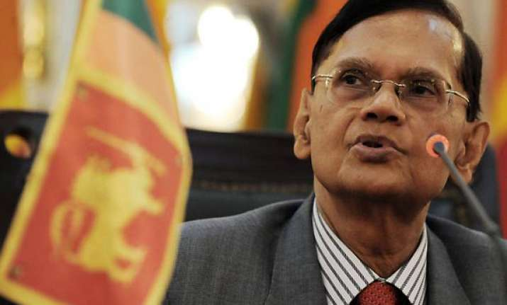 sri lanka will not abide by unhrc resolution says peiris