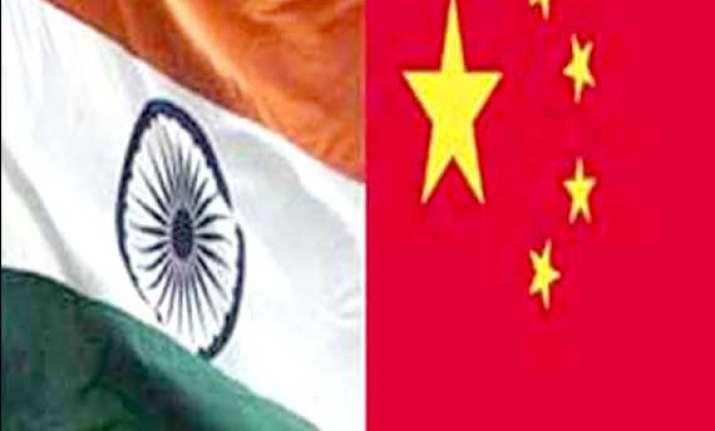 stapled visas india upset with china
