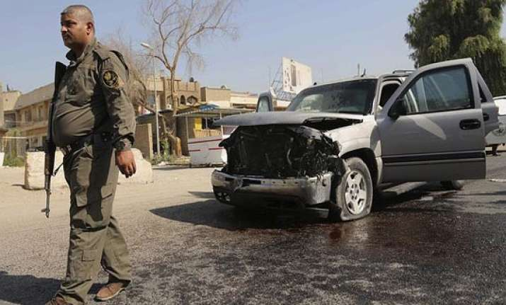 series of attacks kill 78 in iraq