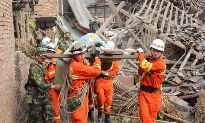 89 killed in twin china earthquakes