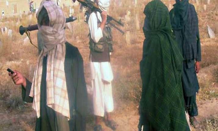suicide bomber shot dead near afghan jirga site