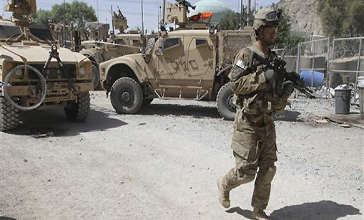 suicide attack targets nato kills 17 afghans