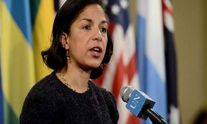 susan rice to be obama s new national security advisor