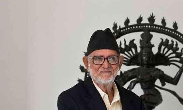 sushil koirala elected new nepal pm