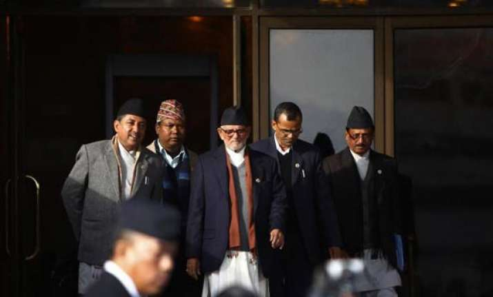 sushil koirala sworn in as nepal pm