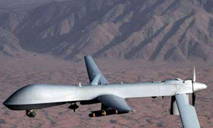 suspected us missiles kill 13 pakistan officials