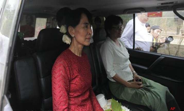 suu kyi set for landmark win as myanmar votes