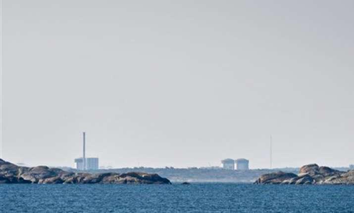 sweden on alert explosives found near nuke plant