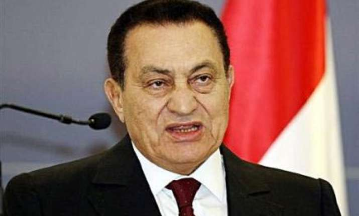 switzerland freezes mubarak s assets