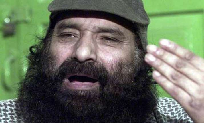 syed salahuddin invites taliban al qaeda for jihad against
