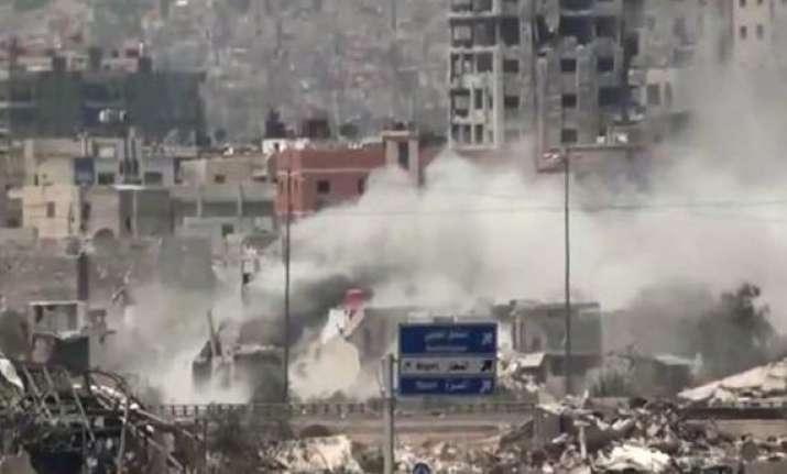 syria pro government figure killed in lebanon