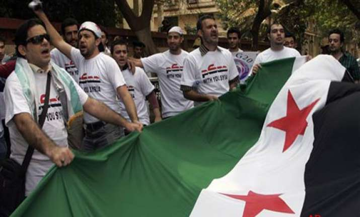syria moves towards new constitution 3 killed